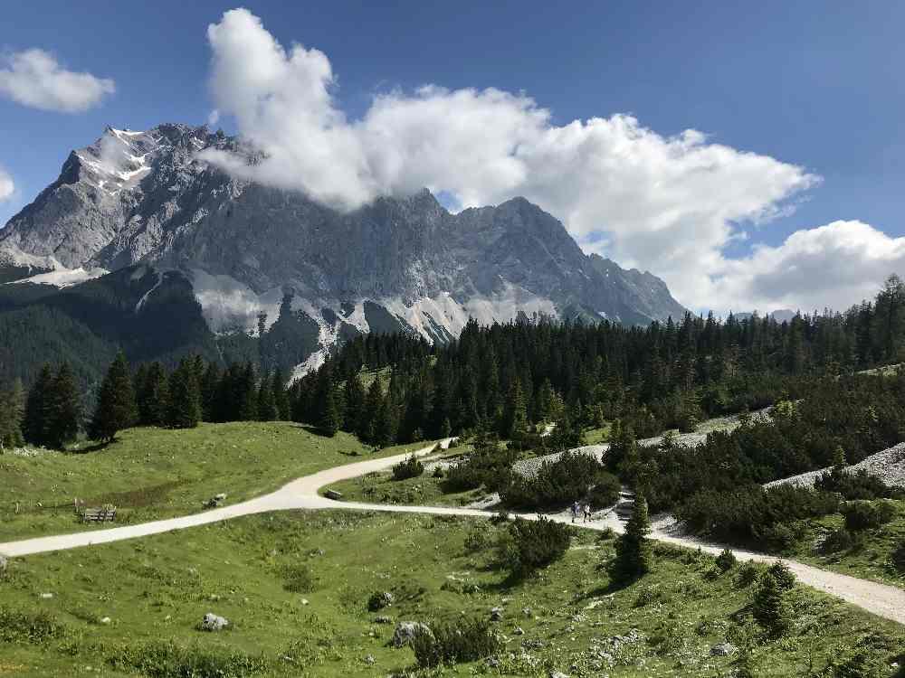 Ich nehm dich mit - in die Wettersteingebirge Berge