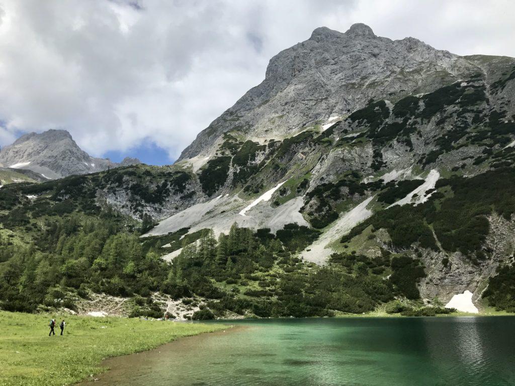 Der Seebensee - wurde nicht umsonst zum schönsten Platz in Tirol gewählt