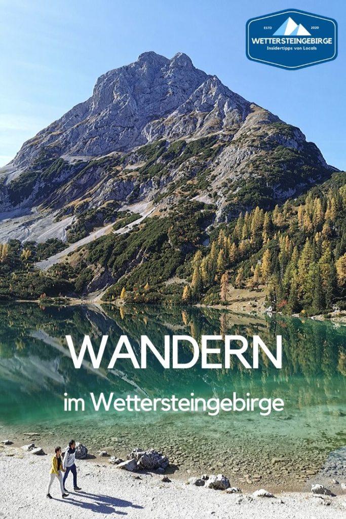 Wettersteingebirge wandern