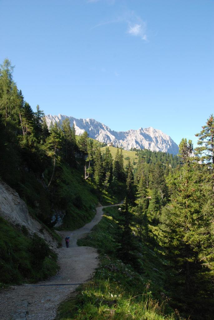 Schachenhaus wandern - ab Mittenwald oder Garmisch Partenkirchen