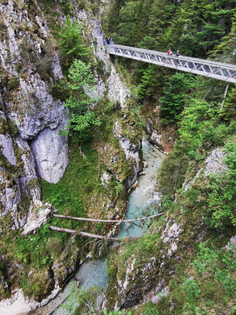 Leutaschklamm - die tolle Klamm zwischen Bayern und Tirol