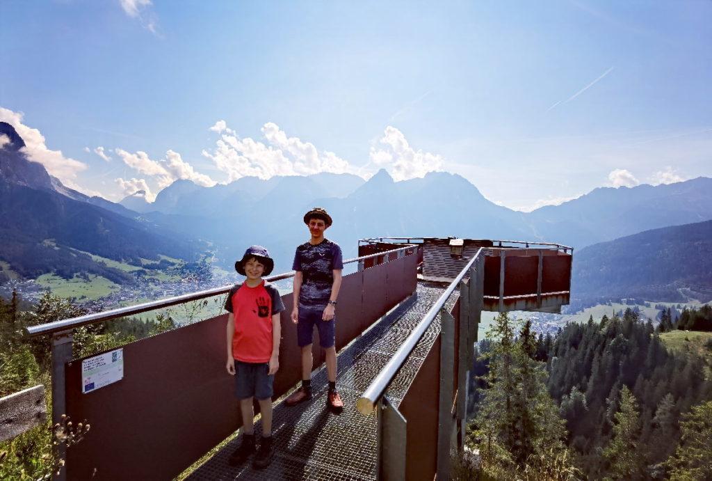 Im Wettersteingebirge wandern - auf und rund um die Zugspitze