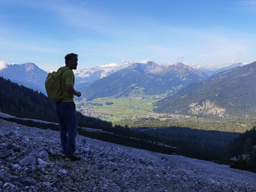 Auf die Zugspitze wandern ist anspruchsvoll